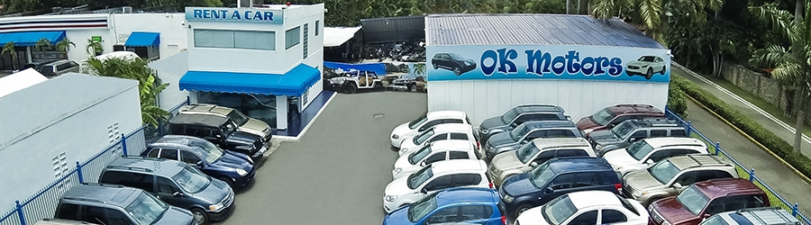 car rental puerto plata  OK Motors